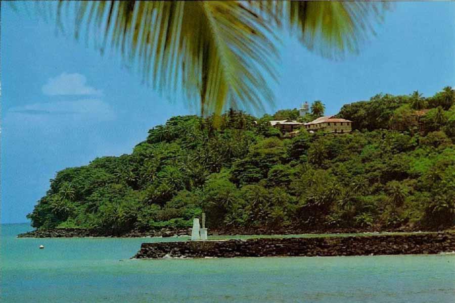 ILE ROYALE pointe Jamaïque